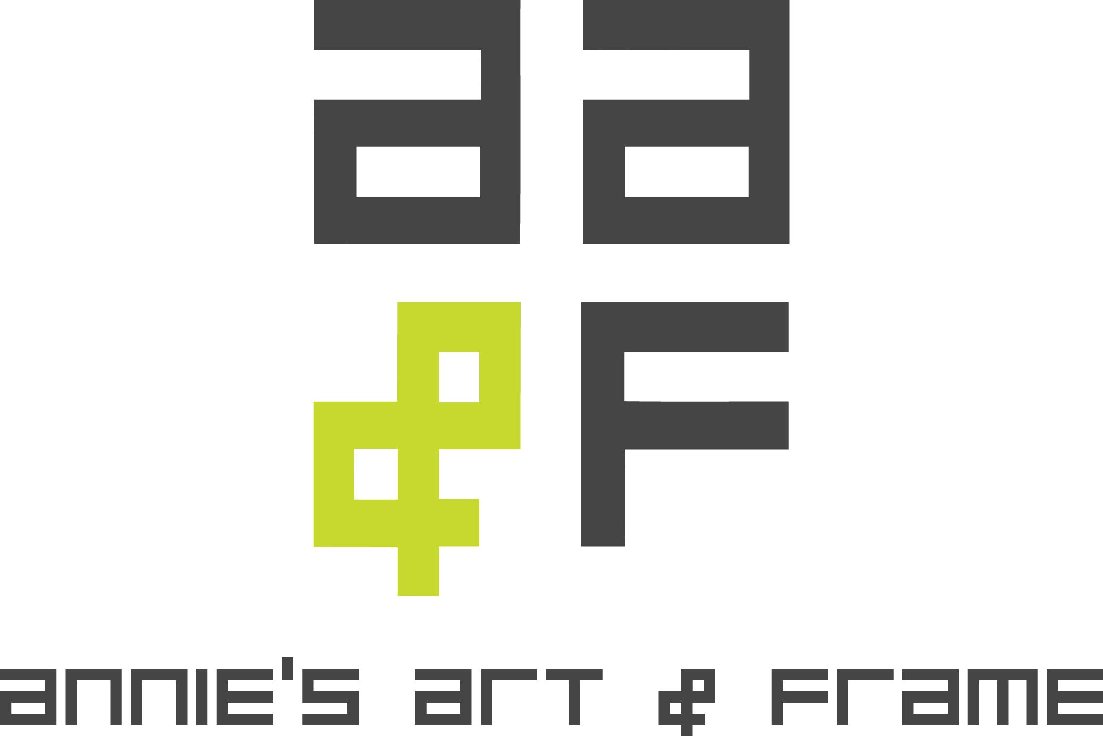 Annies Art and Frame Logo